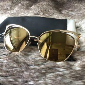 NEW Quay Australia Lana Sunglasses